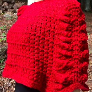 photo red cape