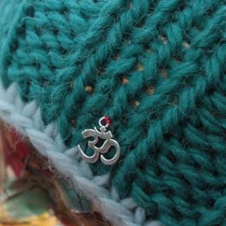 green maxi detail